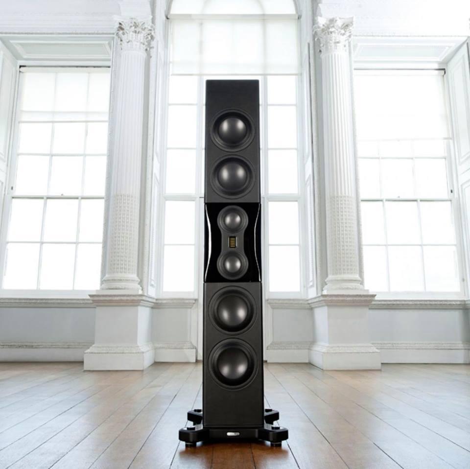 HiFi speakers