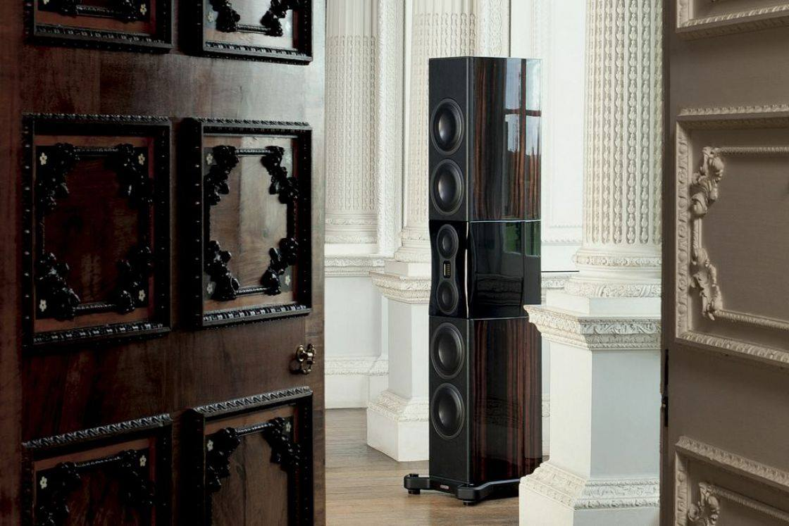 Inbouw speakers